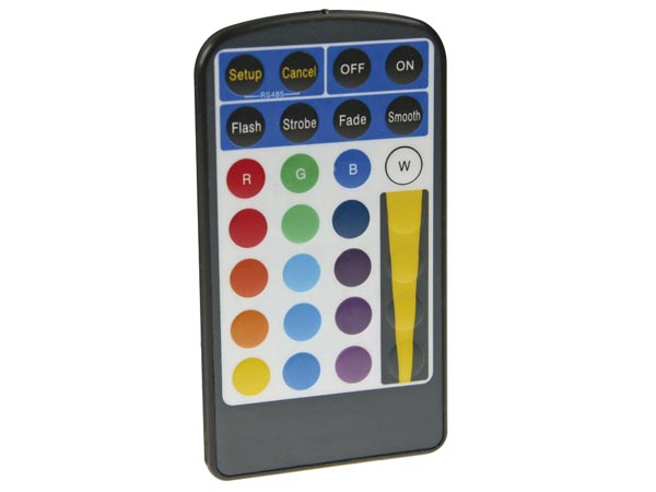 REMOTE CONTROLLER FOR LAMPL5RGB