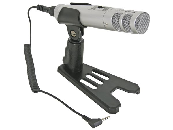 STEREO ELECTRET MICROPHONE