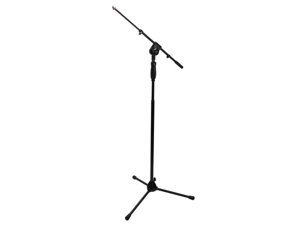 ONE-HAND TELESCOPE MICROPHONE STAND