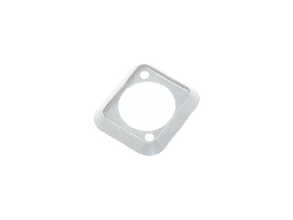 NEUTRIK - WHITE SEALING GASKET, D-SHAPE, DUST AND WATER-RESISTANT