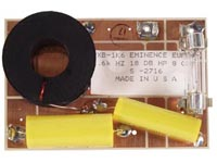 FILTRE EMINENCE HIGH-PASS PXB-1K6 (1.6kHz 18dB/oct 400Wrms)