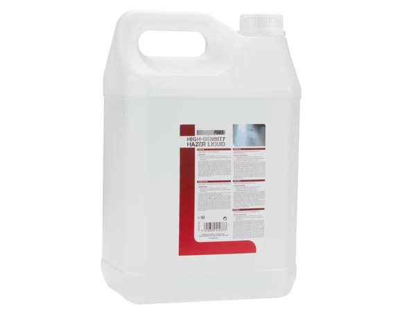 High-density Hazer Liquid (5l)