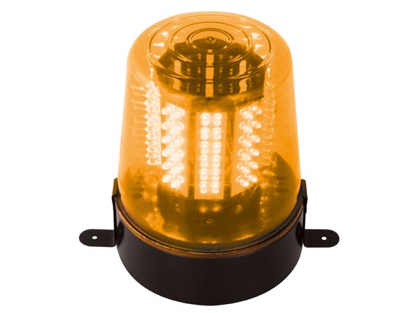 Gyrophare LED - Orange (12 V)