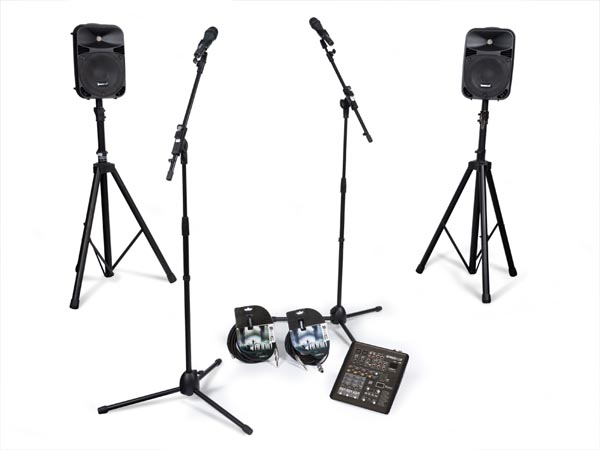 AUDIO PERFORMER STARTER SET