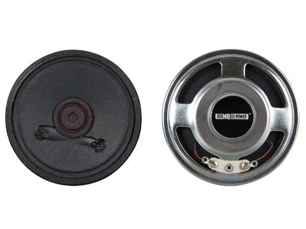 Mini Loudspeaker - 1w / 8 Ohm - , 57mm