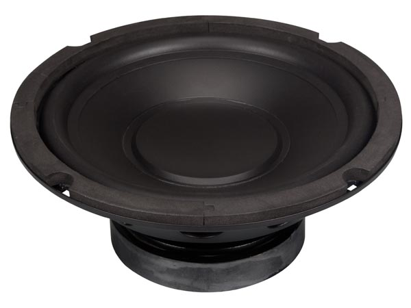 BLACK SUBWOOFER FOR SPEAKER, 8