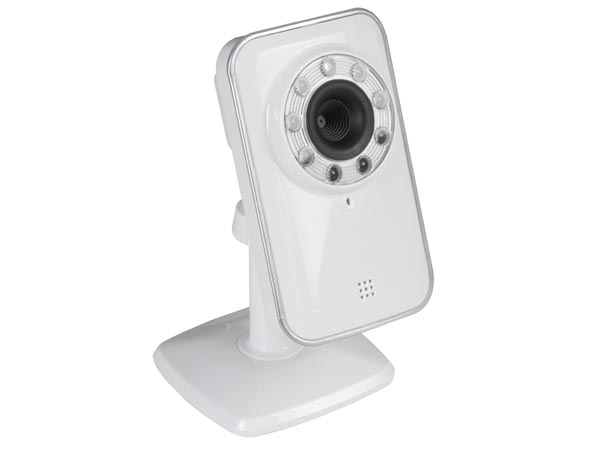 CAMIP15: REAL PLUG AND PLAY IP COLOUR CAMERA - WIFI