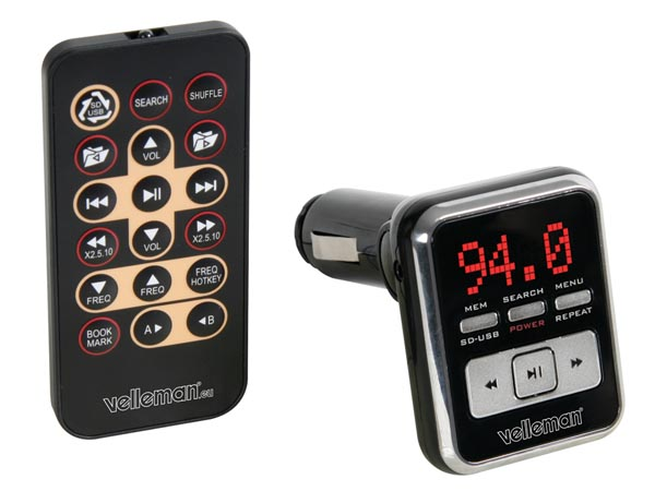 Carsfm2 Auto Search Car Fm Transmitter For Mp3 Players Usb Sd