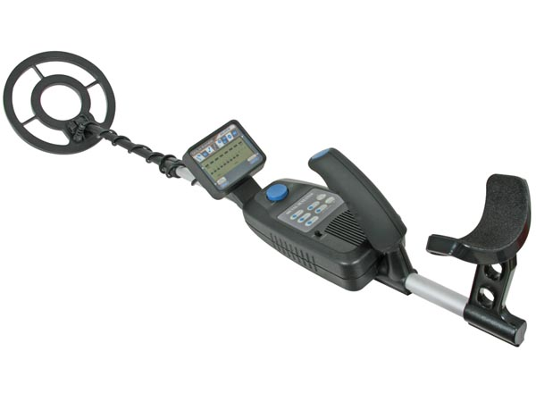 METAL DETECTOR WITH LCD - TYPE 300 (FREQ. - 6.6KHz)