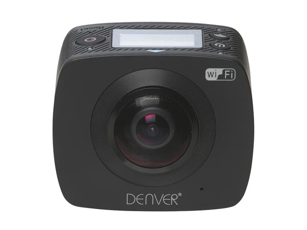 Acv-8305w - 360� Hd Action Camera With Wi-Fi Function