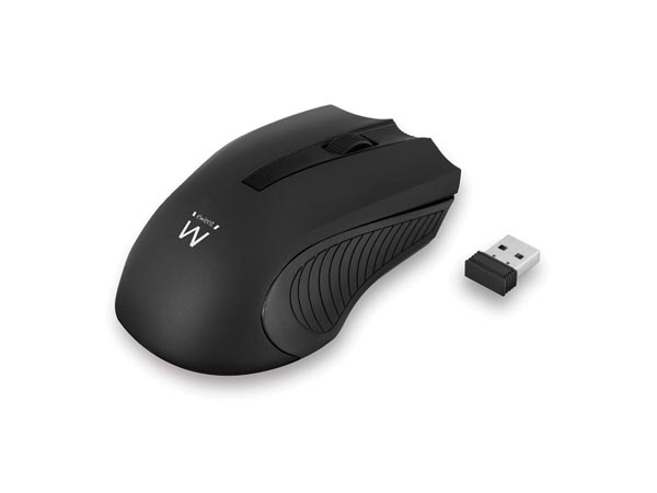 EWENT - WIRELESS OPTICAL MOUSE 1200 dpi