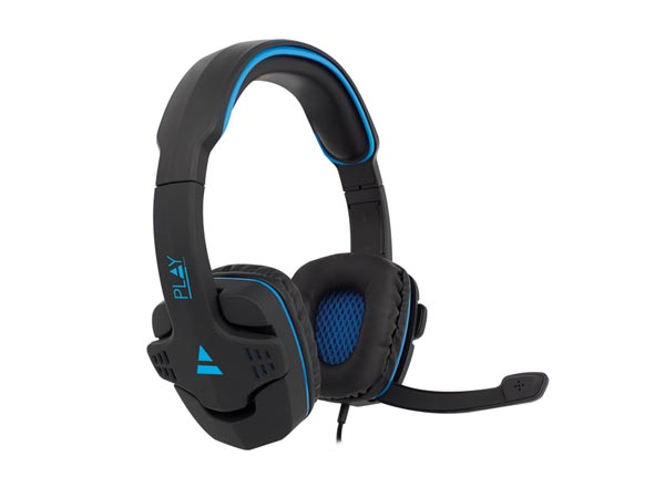 EWENT - PLAY COMFORTABLE OVER-EAR GAMING HEADSET