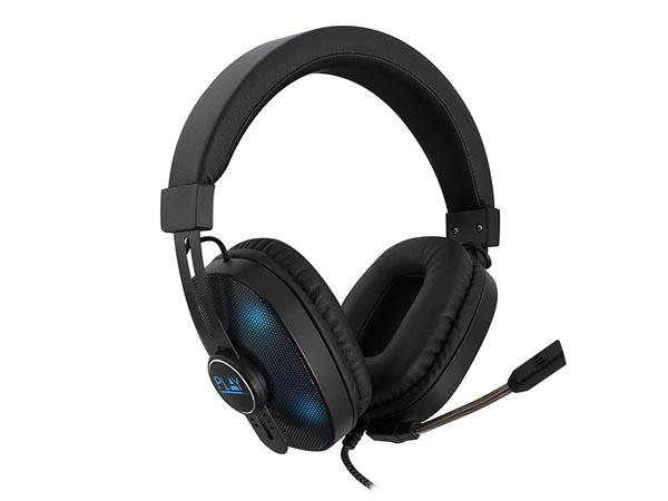 EWENT - PLAY GAMING RGB HEADSET WITH MICROPHONE