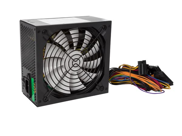 EWENT - PROFESSIONAL POWER SUPPLY 600 W WITH PFC