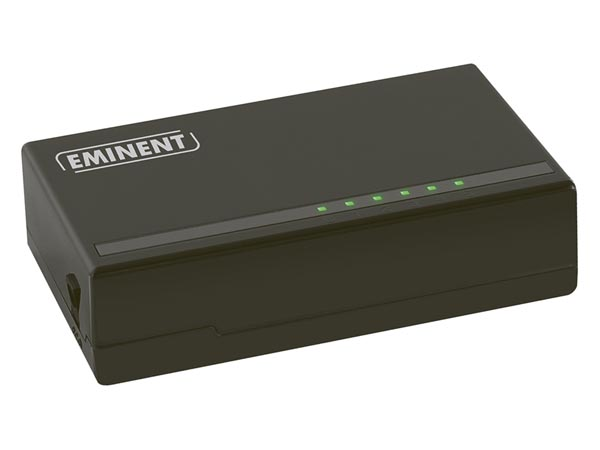 5 port mini networking switch 10/100Mbps