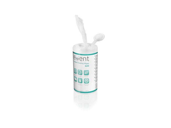 EWENT - SURFACE CLEANING WIPES 100PCS