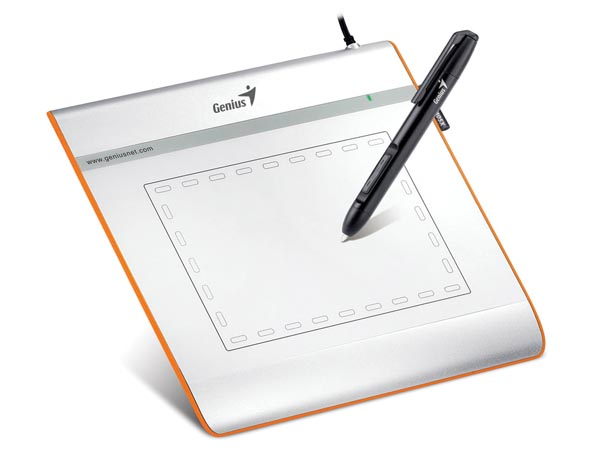 Easypen I405x 4in X 5.5in Graphic Tablet