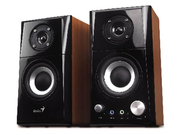Speaker Sp-hf500a Two-way Wood