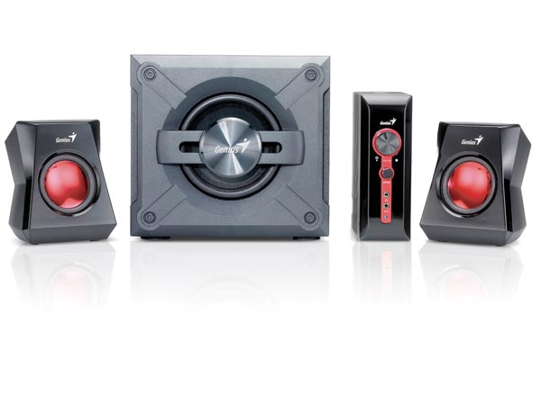 SPEAKERS 'SW-G2.1 1250' (GENIUS)