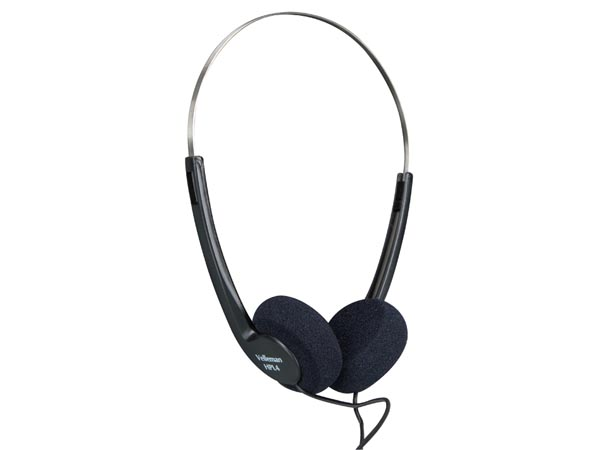 Lightweight Stereo Headphones O 27mm