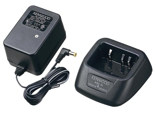 Kenwood Charger Ksc-31 For Tk3201/2202/3202(1pc)