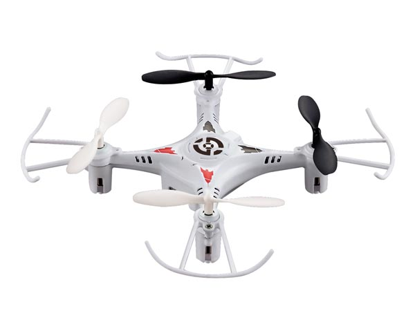 MINI QUADCOPTER - 4 CHANNEL 2.4 GHz TRANSMITTER