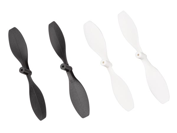4 Spare Propellers For Rc Qc2