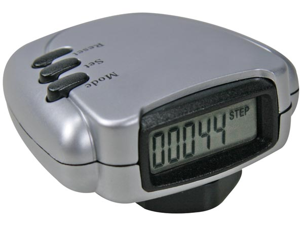 DIGITAL MINI PEDOMETER - 5 DIGITS
