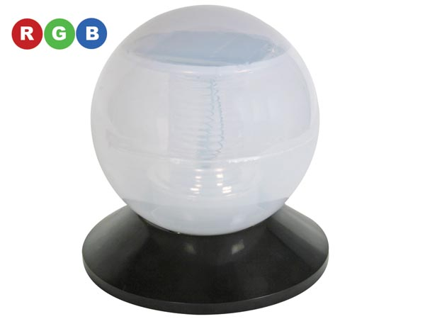 SOLAR-POWERED BALL - 3 FUNCTIONS