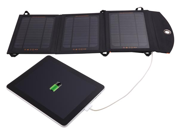 SOLAR CHARGER 10.5 W