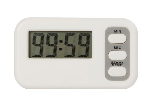 COUNTDOWN/-UP TIMER WITH ALARM