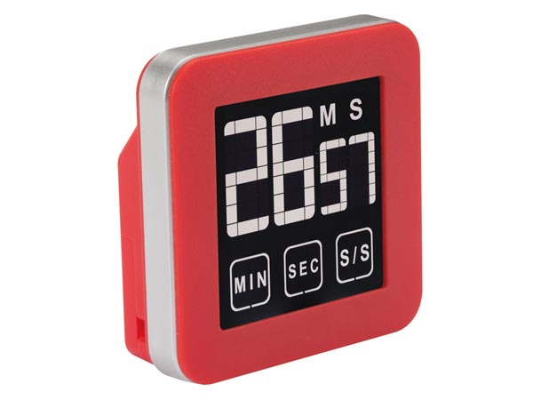 DIGITAL TOUCH TIMER - UP & DOWN COUNTING