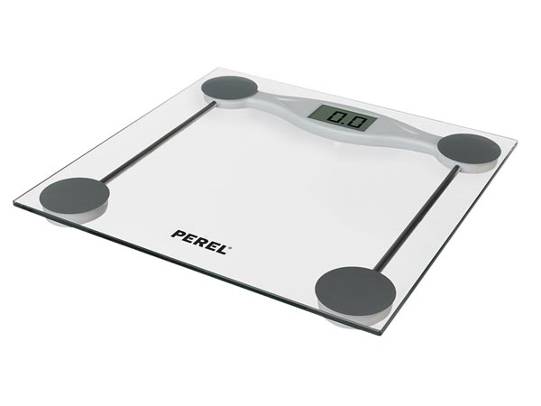 DIGITAL BATHROOM SCALE - 180 kg / 100 g