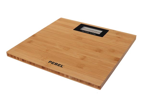 DIGITAL BATHROOM SCALE - 200 kg / 100 g