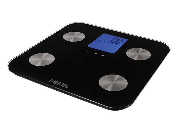 DIGITAL BODY HEALTH SCALE - 180 kg / 100 g