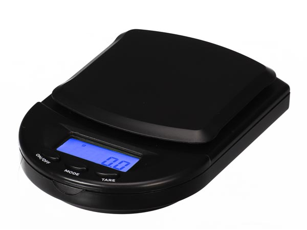 DIGITAL MINI PRECISION SCALE - 500 g / 0.1 g