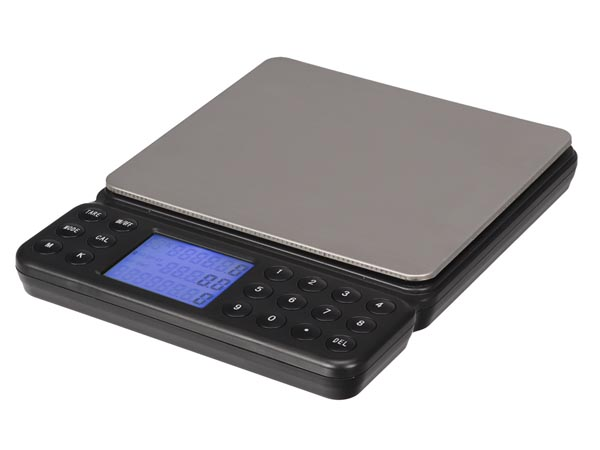 DIGITAL COUNTING SCALE - 2 kg / 0.1 g