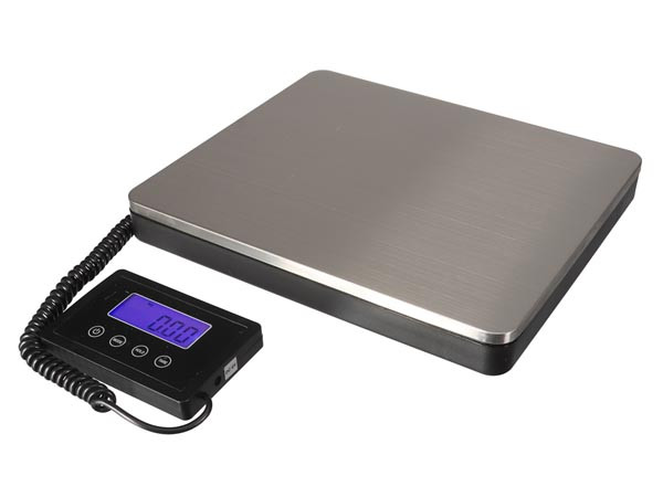 DIGITAL POSTAL SCALE WITH EXTERNAL DISPLAY - 100 kg / 50 g