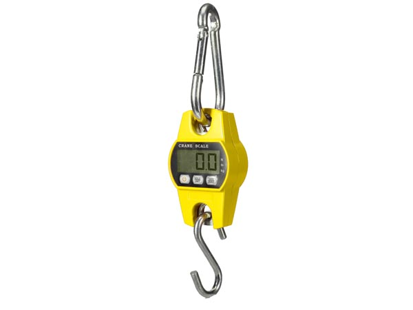 DIGITAL HEAVY DUTY CRANE SCALE - 300 kg / 300 g