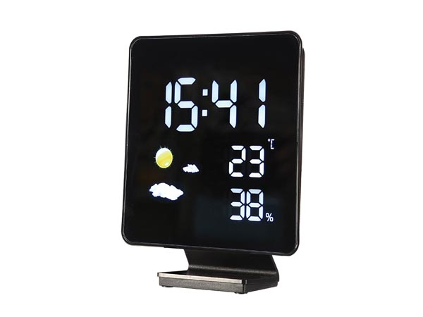 Weather Station With Colour Display