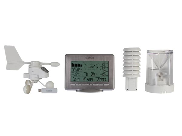 Professional Weather Station Ws2800 With Data Processing Via USB
