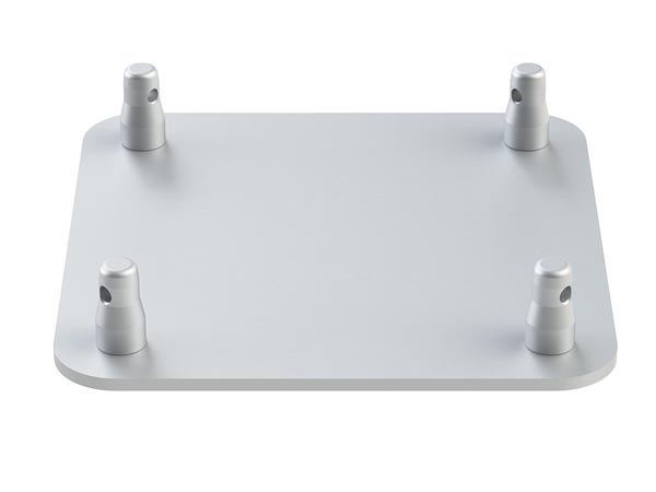 Base Plate 329 X 329 X 6 Square