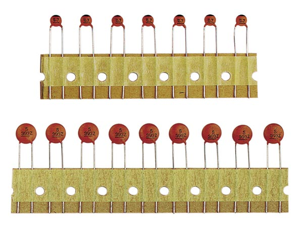 C22 Ceramic Capacitor 22pf Velleman Wholesaler And